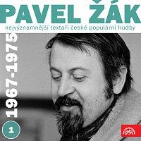 Různí interpreti – Nejvýznamnější textaři české populární hudby Pavel Žák (1967-1975) 1.