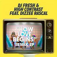 DJ Fresh, High Contrast, Dizzee Rascal – How Love Begins (Remixes)