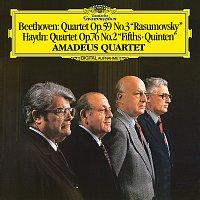 "Amadeus Quartet – Beethoven: String Quartet In C, Op.59 No.3 - ""Rasumovsky No. 3"" / Haydn: String Quartet In D Minor, Hob. III:76  (Op.76 No.2 - ""Fifths"") [Live]"