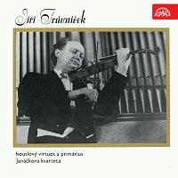 Jiří Trávníček, Janáčkovo kvarteto – Jiří Trávníček - houslista a primárius Janáčkova kvarteta