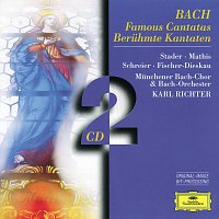 Munchener Bach-Orchester, Ansbach Bach Festival Soloists, Karl Richter – Bach, J.S.: Famous Cantatas
