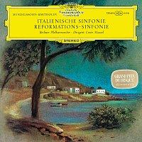 """Berliner Philharmoniker, Lorin Maazel – Mendelssohn: Symphonies Nos.4 """"Italian"""" & 5 """"Reformation"""""""