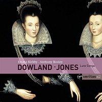 Dame Emma Kirkby, Anthony Rooley – Dowland & Jones: The English Orpheus