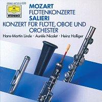 Aurele Nicolet, Hans-Martin Linde, Heinz Holliger – Mozart: Flute Concertos; Salieri: Concerto for Flute and Orchestra