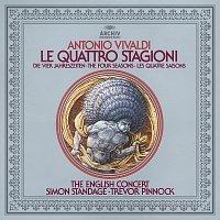 Simon Standage, The English Concert, Trevor Pinnock – Vivaldi: Le quattro stagioni