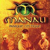Přední strana obalu CD Panique Celtique