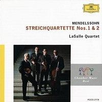LaSalle Quartet – Mendelssohn: String Quartets Opp.12 & 13