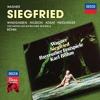Wolfgang Windgassen, Gustav Neidlinger, Erwin Wohlfahrt, Theo Adam, Birgit Nilsson – Wagner: Siegfried