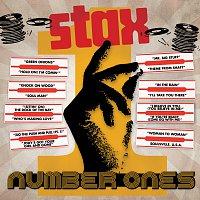 Přední strana obalu CD Stax Number Ones