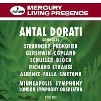 Minneapolis Symphony Orchestra, London Symphony Orchestra, Antal Dorati – Antal Dorati conducts