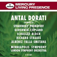 Minneapolis Symphony Orchestra, London Symphony Orchestra, Antal Dorati – Antal Dorati conducts
