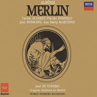 Plácido Domingo, Coro Nacional De Espana, Coro De La Comunidad De Madrid – Albéniz: Merlin [2 CDs]