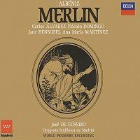 Placido Domingo, Coro Nacional De Espana, Coro De La Comunidad De Madrid – Albéniz: Merlin