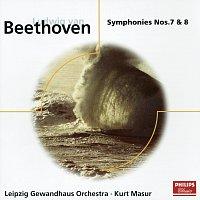 Gewandhausorchester Leipzig, Kurt Masur – Beethoven: Symphonies Nos.7 & 8