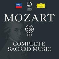 Přední strana obalu CD Mozart 225 - Complete Sacred Music