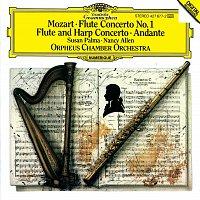 Susan Palma, Nancy Allen, Orpheus Chamber Orchestra – Mozart: Flute Concerto No.1 K.313; Concerto for Flute & Harp K.299; Andante K.315