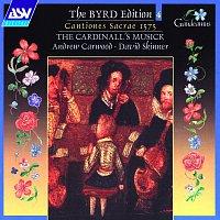 Přední strana obalu CD Byrd: Cantiones Sacrae 1575