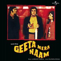 Přední strana obalu CD Geeta Mera Naam