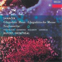 Choeur de l'Orchestre Symphonique de Montréal, Orchestre Symphonique de Montréal – Janácek: Glagolitic Mass/Sinfonietta