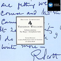 Sir Adrian Boult, Norma Burrowes, London Philharmonic Choir, London Philharmonic Orchestra – Vaughan Williams: Sinfonia antartica/The Wasps