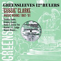 "Various Artists.. – 12"""" Rulers - Gussie Clarke's Music Works"
