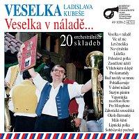 Přední strana obalu CD Veselka v náladě...
