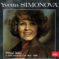 Yvetta Simonová – Příval lásky (a další nahrávky z let 1963-1986)