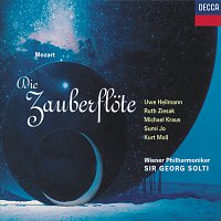 Přední strana obalu CD Mozart: Die Zauberflote