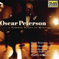 Přední strana obalu CD A Summer Night In Munich