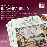 Gary Bertini, Vienna State Opera Orchestra, Angelo Romero, Gaetano Donizetti, Agnes Baltsa – Donizetti: Il campanello