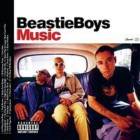 Přední strana obalu CD Beastie Boys Music