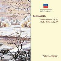 Vladimír Ashkenazy – Rachmaninov: Études-Tableaux, Op. 33 & Op. 39