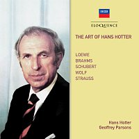 Hans Hotter, Geoffrey Parsons – The Art Of Hans Hotter