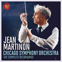 Jean Martinon, Chicago Symphony Orchestra, Maurice Ravel – Jean Martinon - The Complete CSO Recordings
