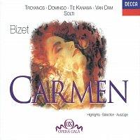 Tatiana Troyanos, Placido Domingo, Kiri Te Kanawa, José van Dam, Norma Burrowes – Bizet: Carmen - Highlights