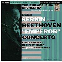 "Eugene Ormandy, Ludwig van Beethoven, Rudolf Serkin, The Philadelphia Orchestra – Beethoven: Piano Concerto No. 5, Op. 73 ""Emperor"""