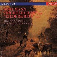 """Leonard Hokanson, Hermann Prey – Schumann: """"Dichterliebe"""", Op. 48 & """"Liederkreis"""", Op. 24"""