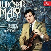 Lubomír Malý, Symfonický orchestr hl. m. Prahy FOK, Václav Smetáček – Lubomír Malý - viola (Martinů, FLosman, Hindemith)