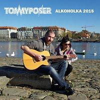 Přední strana obalu CD Alkoholka 2015 - Single