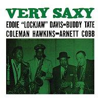 "Eddie ""Lockjaw"" Davis, Buddy Tate, Coleman Hawkins, Arnett Cobb – Very Saxy"