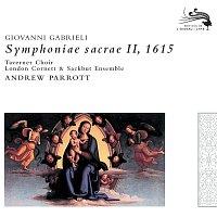 Přední strana obalu CD Gabrieli, Giovanni: Symphoniae Sacrae II