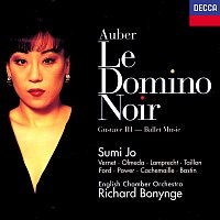 Richard Bonynge, Sumi Jo, Gilles Cachemaille, Patrick Power, Isabelle Vernet – Auber: Le Domino noir; Gustave III Ballet Music