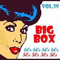 Přední strana obalu CD Big Box 60s 50s Vol. 39