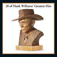 Hank Williams – 20 Of Hank Williams' Greatest Hits