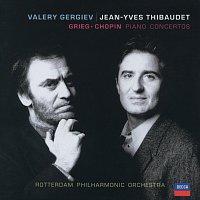 Jean-Yves Thibaudet, Rotterdam Philharmonic Orchestra, Valery Gergiev – Grieg: Piano Concerto / Chopin: Piano Concerto No.2