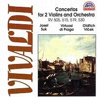 Josef Suk, Oldřich Vlček, Virtuosi di Praga – Vivaldi: Koncerty pro dvoje housle a orchestr