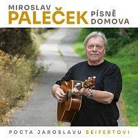 Přední strana obalu CD Písně domova (Pocta Jaroslavu Seifertovi)