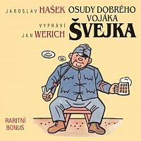 Jaroslav Hašek, různí interpreti – Hašek: Osudy dobrého vojáka Švejka - raritní bonus