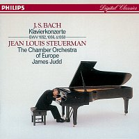 Jean Louis Steuerman, Chamber Orchestra Of Europe, James Judd – Bach, J.S.: 3 Piano Concertos