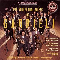 E. Power Biggs – The Antiphonal Music of Gabrieli & Frescobaldi